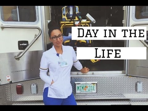 A Day In The Life Of A Nursing Student | Clinical Edition