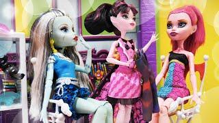 Секрет на миллион. Что скрывают куклы Монстер Хай?