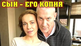 Отцовство после 50-ти! Как выглядит сын и супруга актера Игоря Жижикина