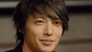 YouTubeで富豪になる方法→ 俳優の玉木宏(34)が17日、都内で行われ...