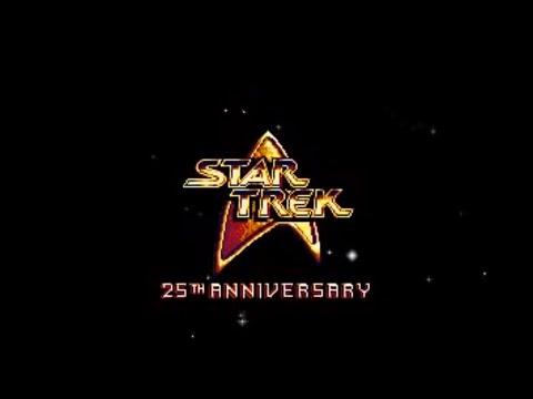 STAR TREK: 25th ANNIVERSARY - Debut Trailer