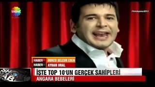 Show tv Ana Haber Hüseyin Kağıt Ankaralı Coşkun Röportaj