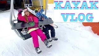 Kayak Vlog Ecrin Su Çoban