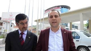 CHP İskilip İlçe Başkanı Burak İzzet Karaca'dan Hastane Açıklaması