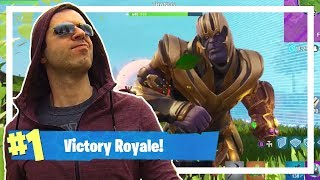 Road to My First Fortnite #1 Victory Royale