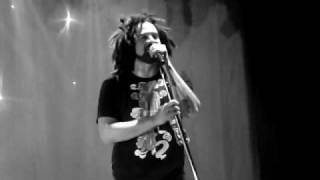 Counting Crows - Holiday In Spain, live at Wembley Arena 14/05/2009