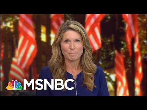 What is at stake? | Nicole Wallace | MSNBC