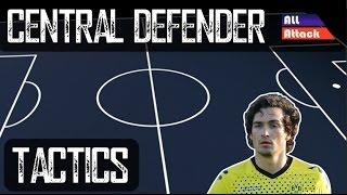 How to Play Center Back   AllTactics