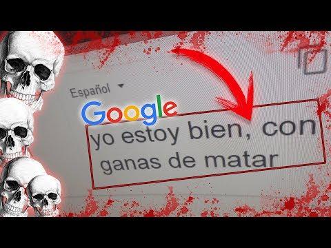 Me RESPONDE GOOGLE TRANSLATE A Las 3 AM