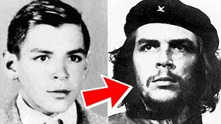 Che Guevara from 1 to 39 years old