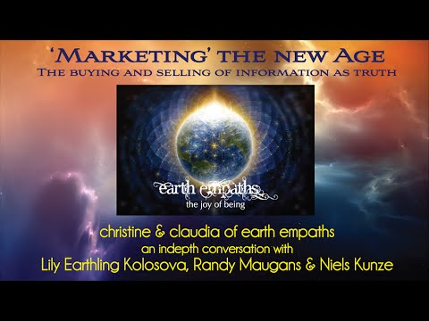 Marketing the New Age | The Buying and Selling of Information as Truth