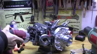 Mounting TG-1 HI-FLOW racing head to your H.F. Predator engines