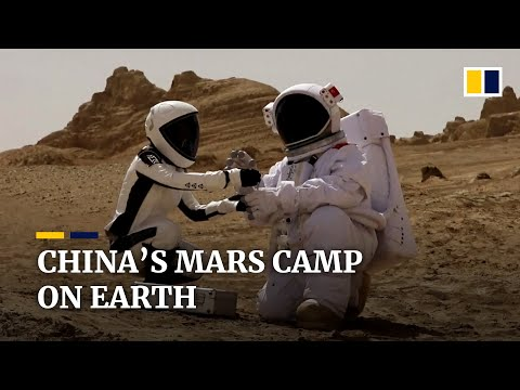 China builds Mars simulation base in desert to train for exploring the red planet