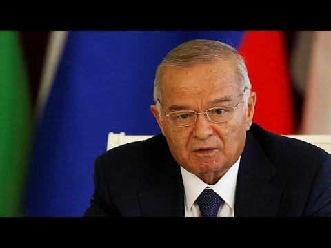 Uzbek president Islam Karimov in critical condition, government admits.
