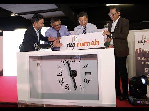 MyRumah 2018 tawar rumah mampu milik bermula RM45,000