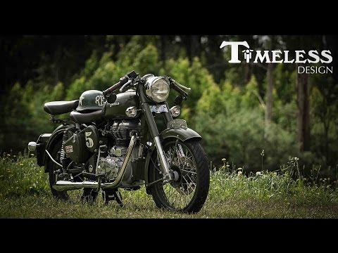 Royal Enfield Bullet 500 | Timeless Design | 4K