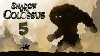 Shadow of the Colossus. Прохождение. Часть 5 (Черепадла)
