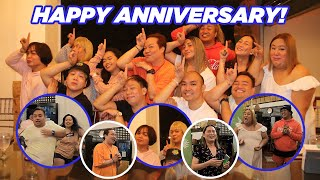 HAPPY 1ST ANNIVERSARY CELEBRATION (BIGLANG NAGING COMEDY BAR) | BEKS BATTALION