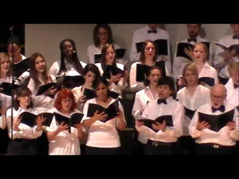 Concordia University Choir Fall Concert 2015