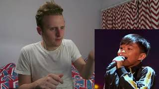 TNT boys - Somebody to Love (Little Big Shots) Reaction