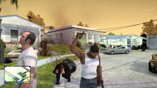 GTA IV: San Andreas Execution Script TEST