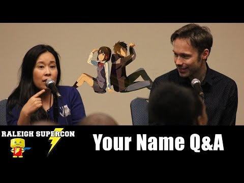 Your Name Q&A with Stephanie Sheh and Michael Sinterniklaas