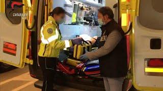 Controlli dei carabinieri del Nas sulle ambulanze di tutta Italia