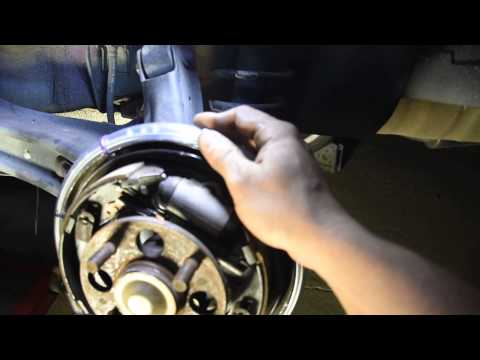 LED Wheel hub light kit installation on 97 civic / Wheel light kit
