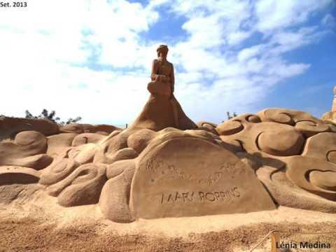 FIESA - Festival Internacional de Escultura em Areia - A Música