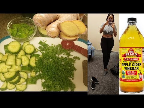 melt-belly-fat-with-my-acv-mix-#applecidervinegar-#acvweightloss-#bellyfat