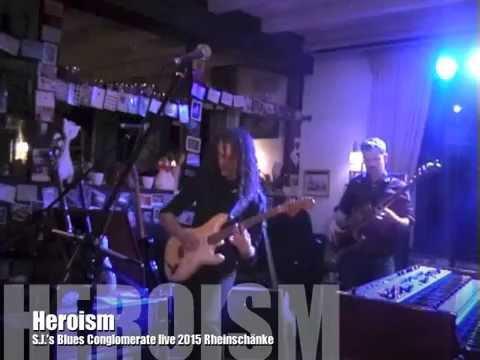 Heroism live 2015 - YouTube