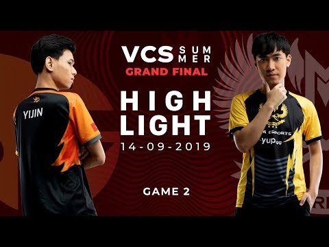 FL vs GAM HighLights [VCS Mùa Hè 2019][Grand Final][14.09.2019][Ván 2]