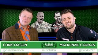 Michael van Gerwen vs Kim Huybrechts | Unibet Masters Preview & Predictions