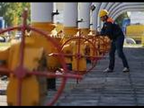 Ukraine crisis Russia halts gas supplies to Kiev