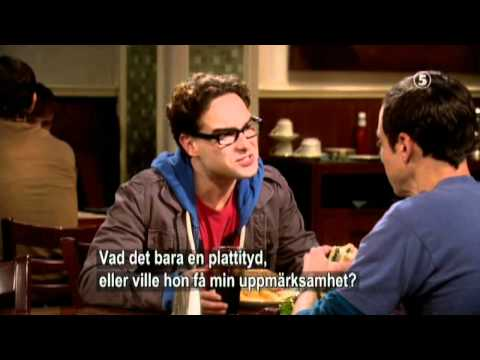 The big bang theory Hamburger Postulate (Swedish text)