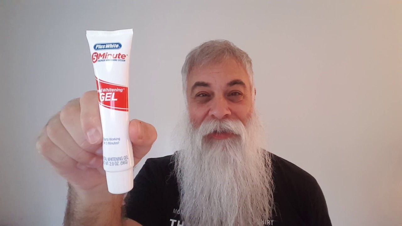 SAFELY WHITEN & REMOVE BEARD STAINS FROM A SILVER, WHITE, OR GRAY ...