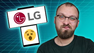 This is the end for LG phones?
