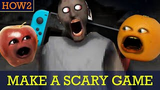 HOW2: How to Make a Scary Game