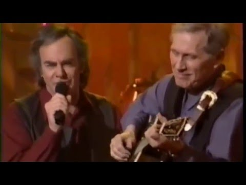 Blue Highway from The Tennessee Moon Special  Neil Diamond 1996