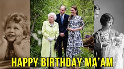 Kate and Prince William's Sweet Birthday Message to Queen as She Turns 94