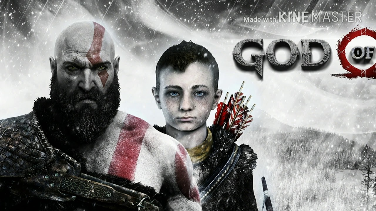 Best God Of War 4 Wallpapers Part 2 Youtube