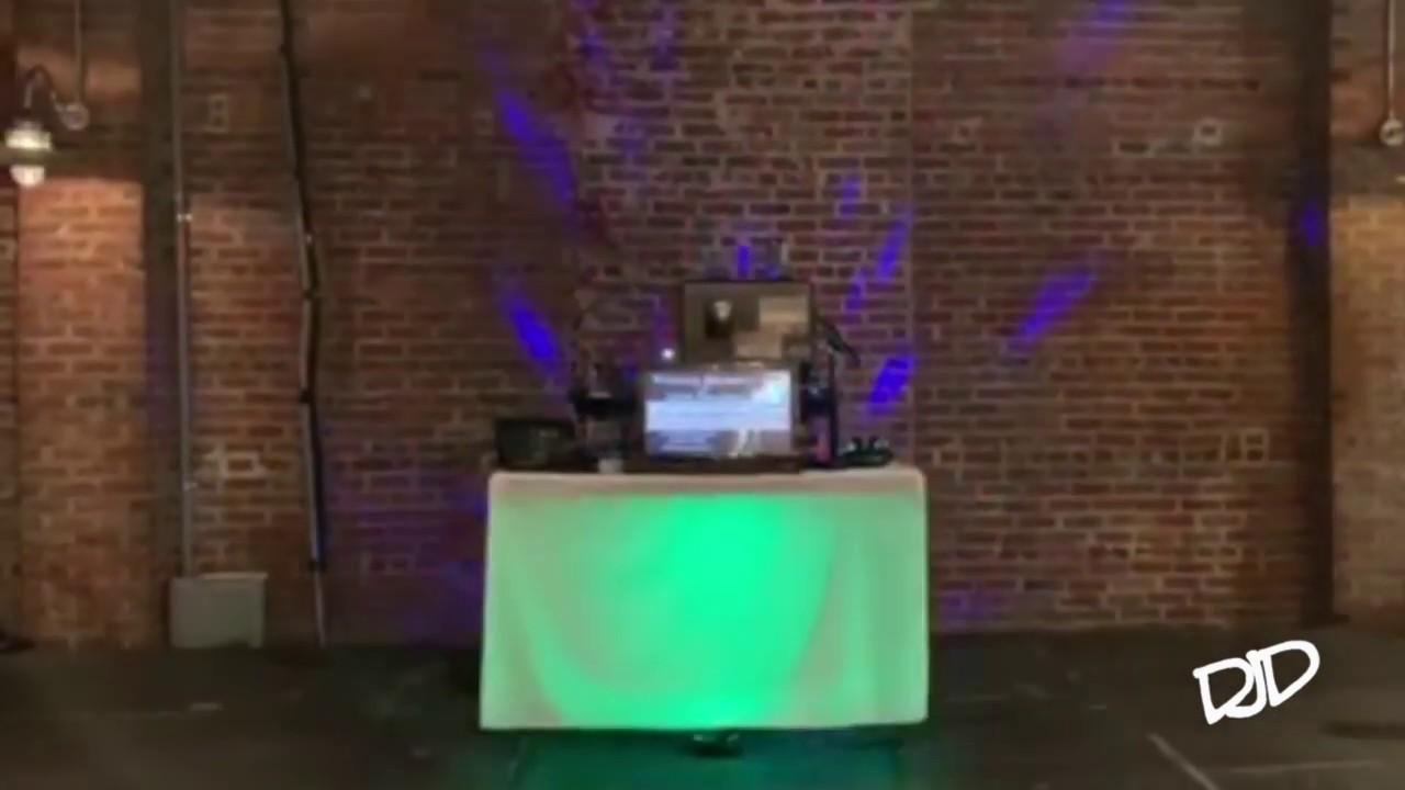 DJ DOUGIE LIGHTS 1