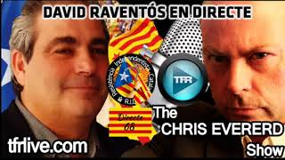 David Raventós al programa de CHRIS EVERARD - Truth Frequency 13/05/2018