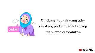 Download Mp3 Adek Rindu Abang