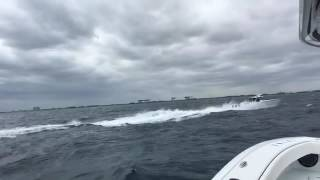 Freeman 37 Sea Trial FLIBS