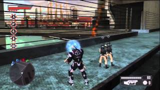 Crackdown 2: Toy Box - The Co-op Mode