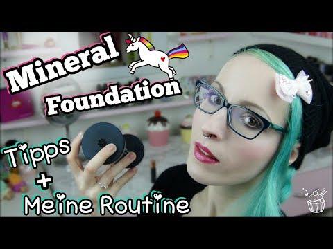 Mineral Foundation- Tipps + Meine Routine