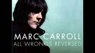 Marc Carroll - Tired Old Souls