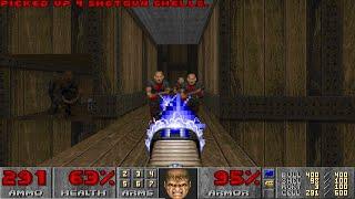 Doom II: Hell on Earth - Ultra-Violence Speedrun in 18:30