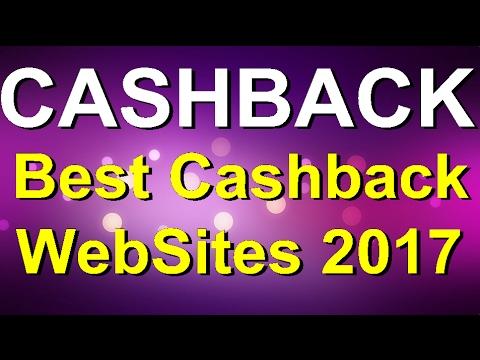 best cashback sites 2017